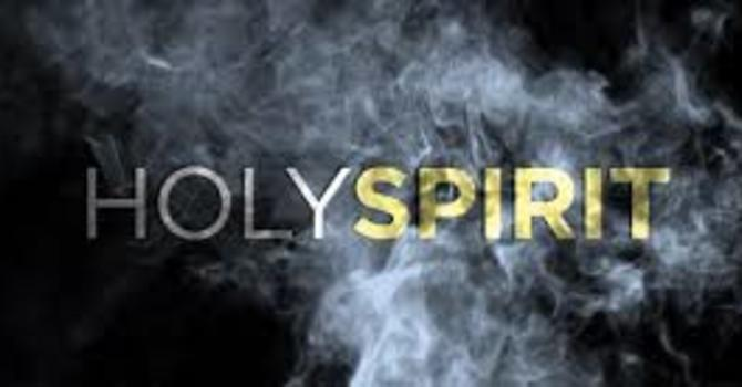The Person of The Holy Spirit