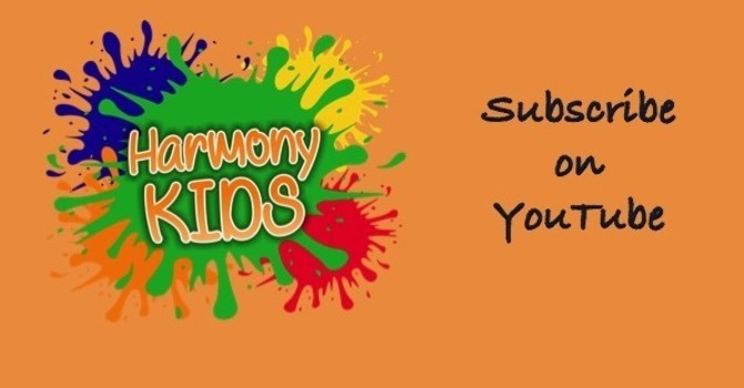 Harmony Kids On-Line image