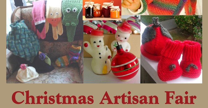 St John's Shaughnessy Christmas Artisan Fair