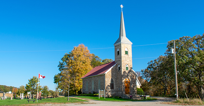 Holy Trinity, Oak Leaf