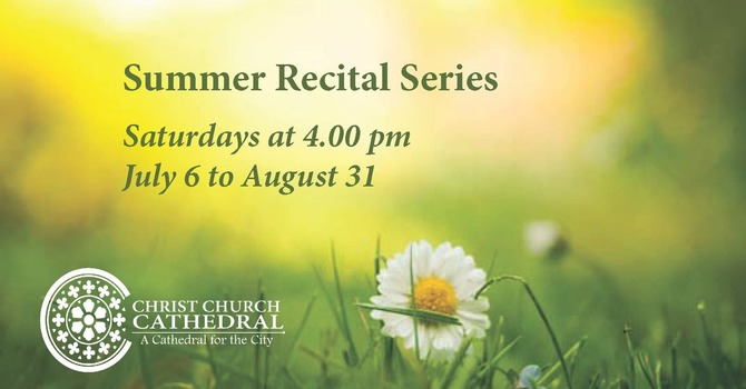 Summer Recital Series image