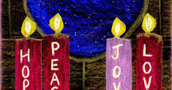 December 24, 2017  ~ Advent IV ~ 10 AM image
