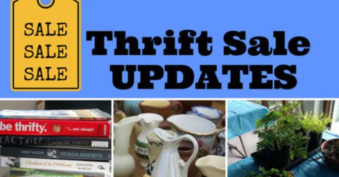 Thrift Sale Digest – March 18, 2018 image