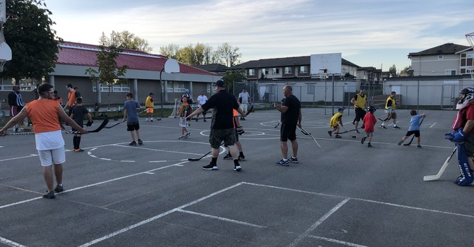 Ball Hockey Wrap Up image