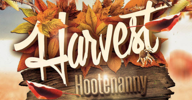 Neighbourhood Harvest Celebration. 4 PM, Sept. 29, 2018. image
