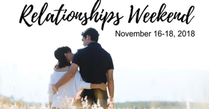 Relationships Weekend image