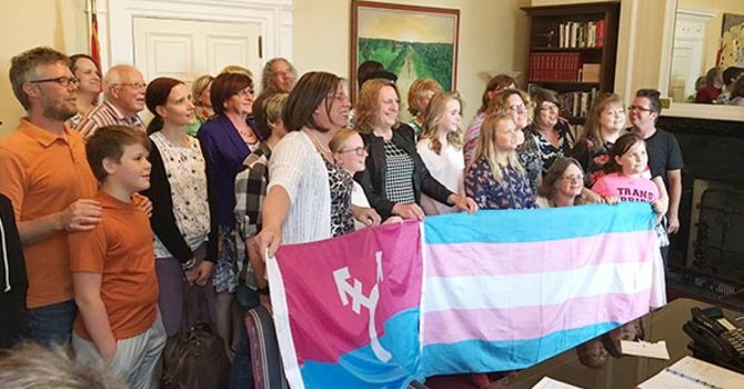 Canada's Parliament adopts transgender rights bill image