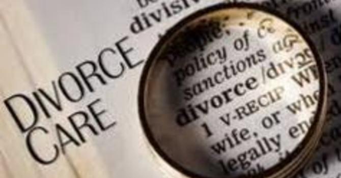 Divorce Care image