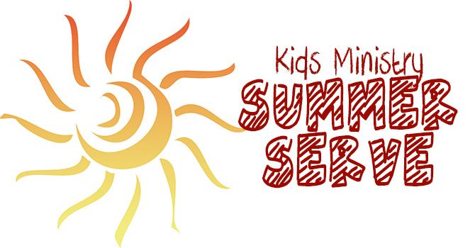 Kids Ministry Summer Serve image