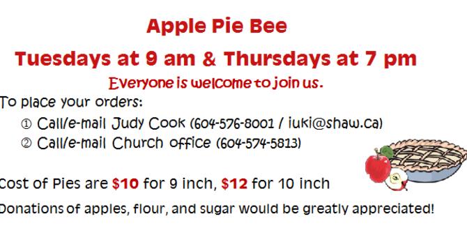 Apple Pie Bee image