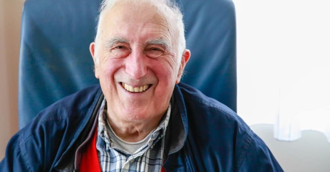 Jean Vanier dies, May 7th image