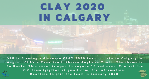 Get ready for CLAY 2020