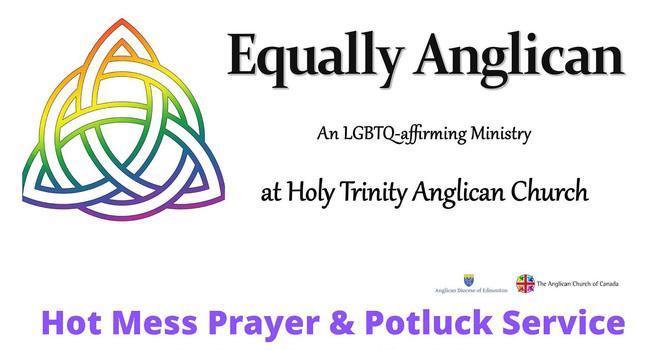 Hot Mess Ecumenical Prayer and Potluck Service