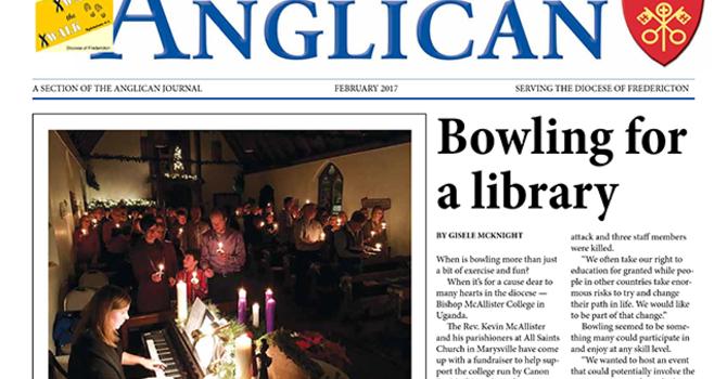 New Brunswick Anglican February 2017 image