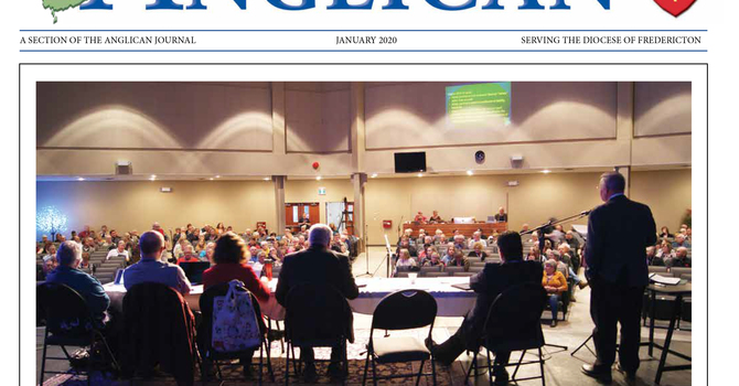 New Brunswick Anglican January 2020 image