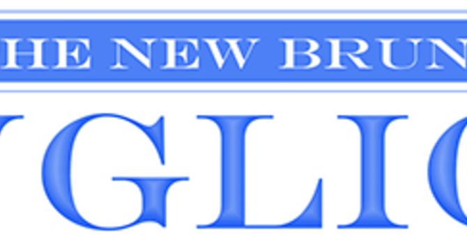 New Brunswick Anglican November 2010 image