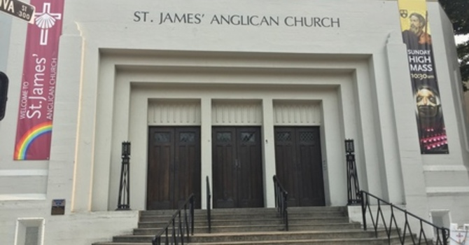 Call for Artists - Heart of the City at St. James image