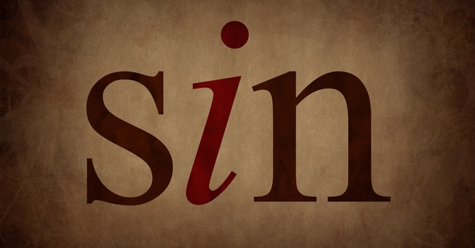 Is Sin Still a Thing?