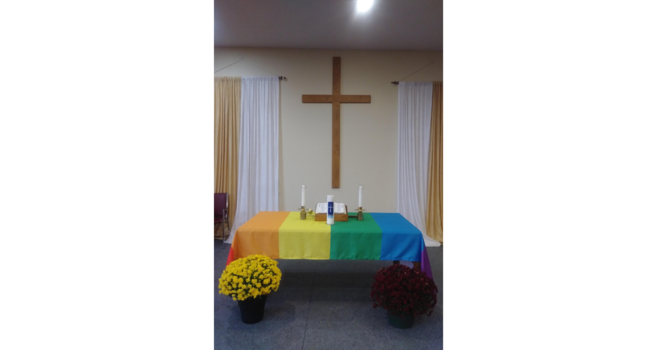 A short History of the United Church of Canada and Gladwin Heights United Church's Affirming Journey