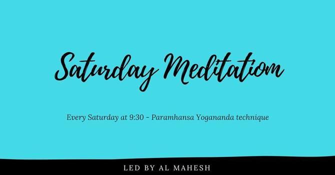 9:30am ZOOM: Meditation with Al Mahesh
