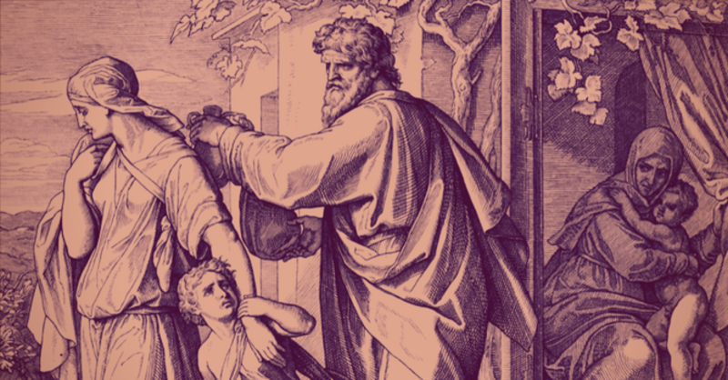 Flesh vs. Spirit — Lent 4