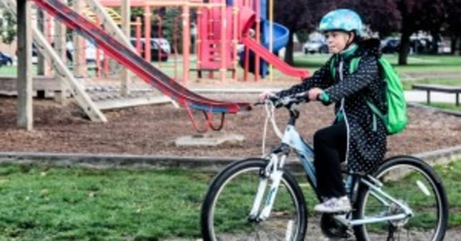 Walk and Wheel to School Oct 5-9 image