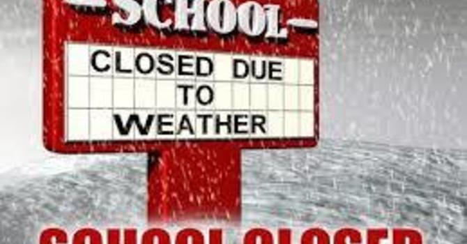 SCHOOL S CLOSED IN VSB TODAY image