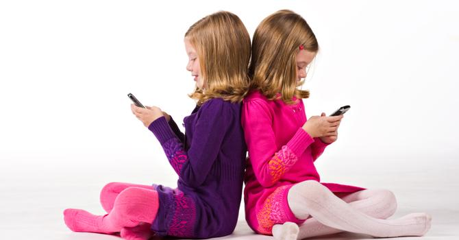 Parenting in a Digital World Presentation image