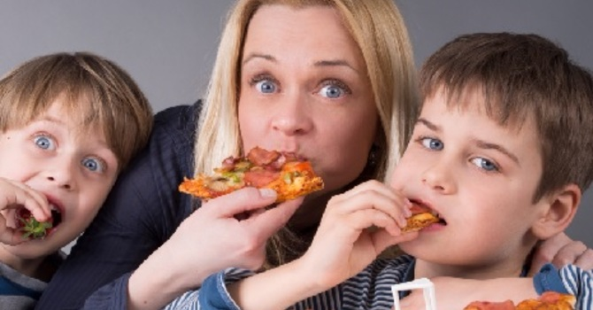 Thank You To Sasamat Pizza image