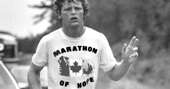 Volunteers Needed for Terry Fox Run Oct 3 image