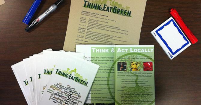 Think & Eat Green @ School