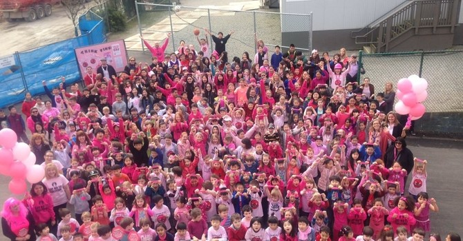 PINK Day at Queen Mary image