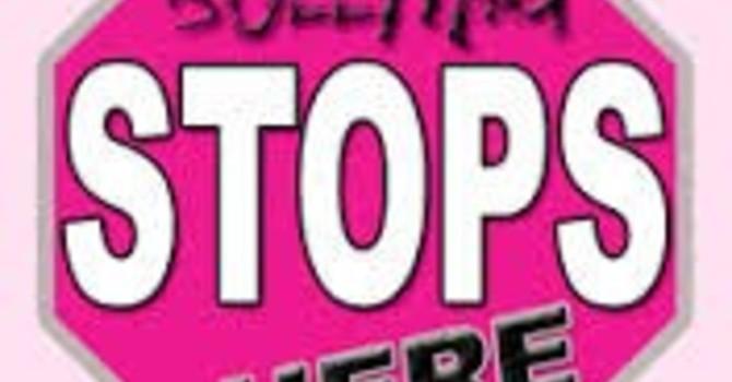 Anti-Bullying Awareness image