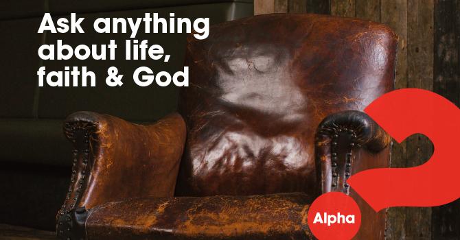 Alpha Sign up image