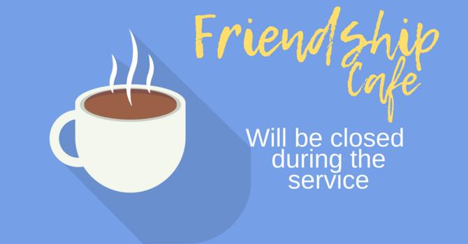Friendship Cafe image
