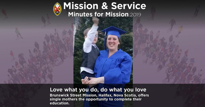 Minute for Mission: Love What You Do, Do What You Love image