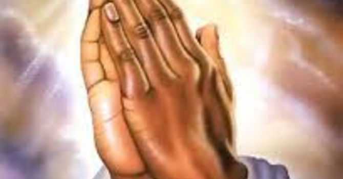 Prayers for this Week.  image
