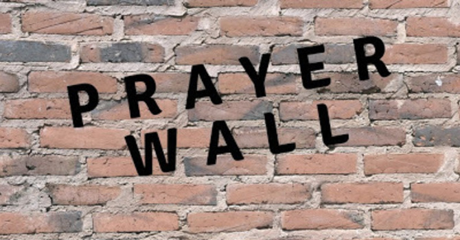 Covid19 Prayer Wall image