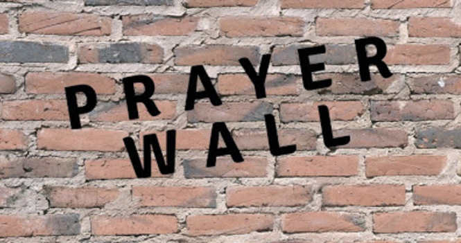 Covid19 Prayer Wall