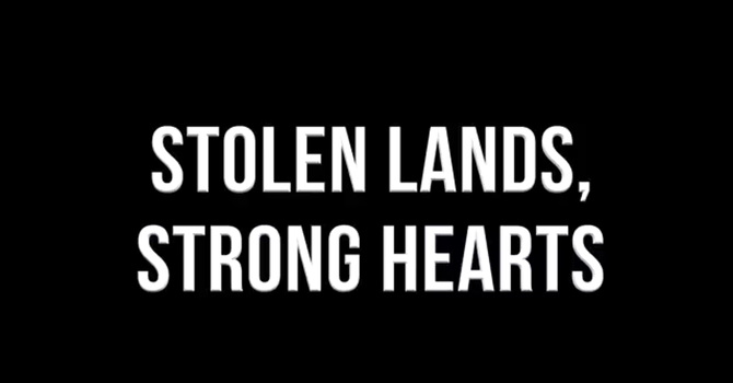 Doctrine of Discovery video Stolen Lands Strong Hearts image