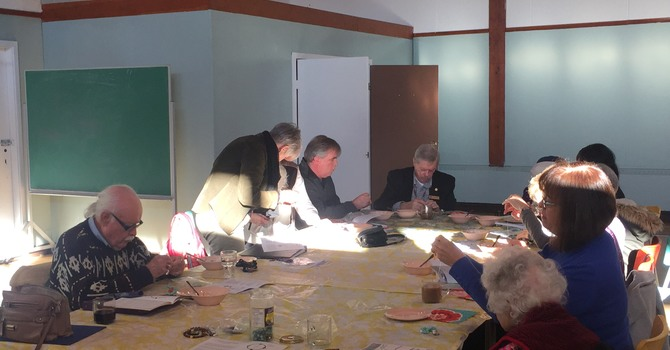 Prayer Bead Workshop image