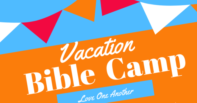 Vacation Bible Camp- 2019 image