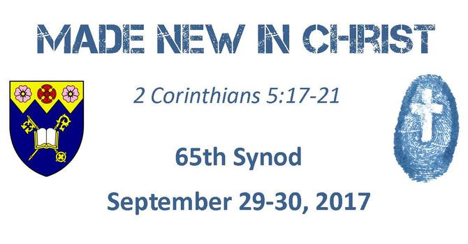 65th Synod - 2017