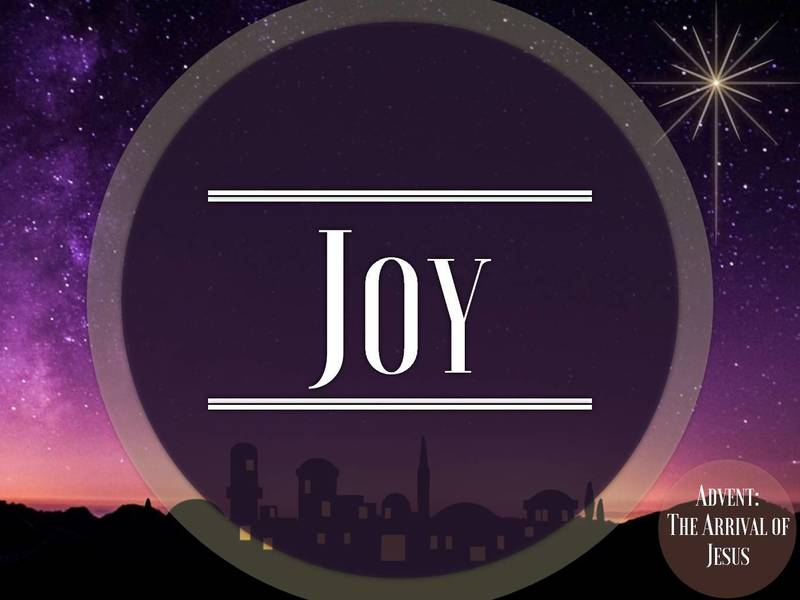 Advent Sunday 4 Joy