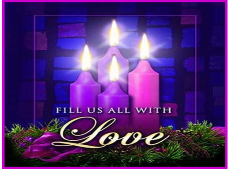 Fourth Sunday of Advent - The Gift of Love (S)