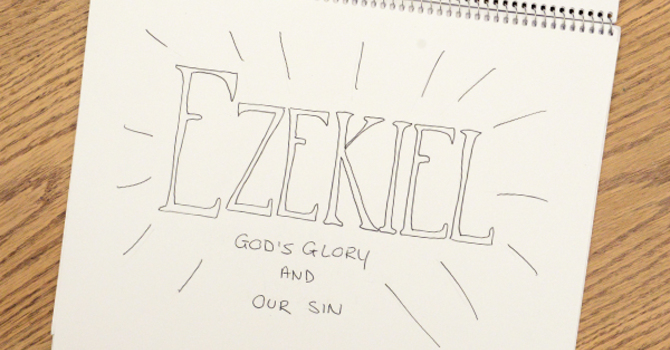 New Series in Ezekiel image