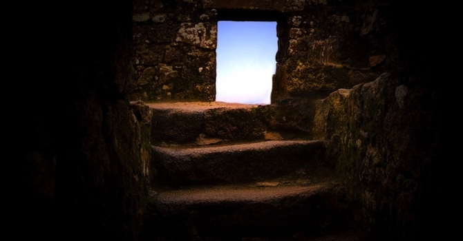 Space for God - He Is Risen! image
