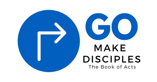 Go, Make Disciples