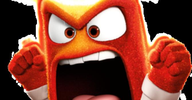Embracing Anger image