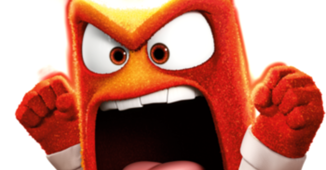 Embracing Anger